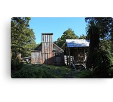 Waldheim Chalet - Cradle Mountain and Lake St Clair National Park, Tasmania Canvas Print