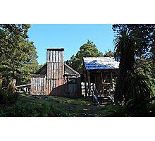 Waldheim Chalet - Cradle Mountain and Lake St Clair National Park, Tasmania Photographic Print