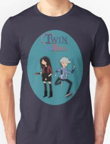 Twin Time Unisex T-Shirt