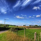 Avington Landscape, near Winchester by NeilAlderney