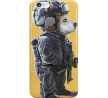 Corgi the SWAT iPhone Case/Skin