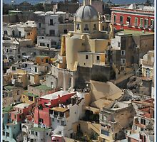 Procida Island, Italy by Catherine Ames
