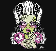 Frankenstein's Bride  Womens Fitted T-Shirt