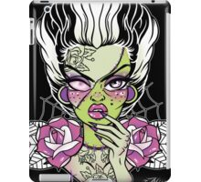 Frankenstein's Bride  iPad Case/Skin