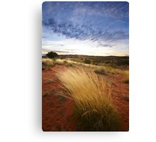 Kings Canyon Sunrise Canvas Print