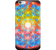 The Wheeled Flower iPhone Case/Skin