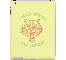 Tiger Style Jiujitsu iPad Case/Skin