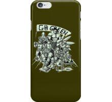 Go Green iPhone Case/Skin