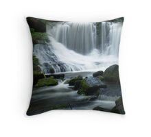 Horseshoe Falls, Tasmania Throw Pillow