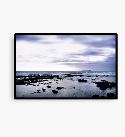 All at sea Canvas Print