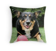 ~ Toby ~  Throw Pillow