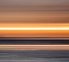 stripy sunset by Craig  Roberts
