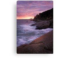 Wilson's Promontory Sunset Canvas Print