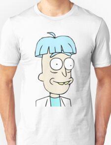Doofus Rick Unisex T-Shirt