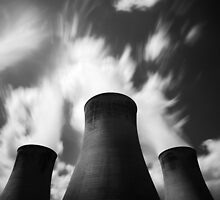 Drax power station 1 by Craig  Roberts