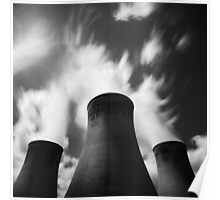 Drax power station 1 Poster