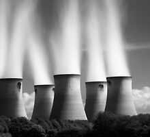 Drax Power Station 2 by Craig  Roberts