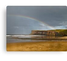 I can see a rainbow Canvas Print