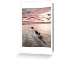 Gunwalloe Bay Greeting Card