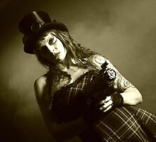 Steampunk IX by ARTistCyberello
