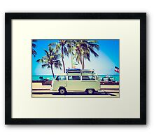 """Summer Road Trip"" Framed Print"
