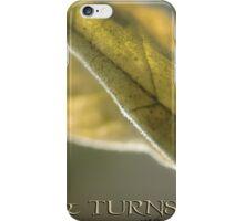 TWISTS & TURNS © Vicki Ferrari iPhone Case/Skin