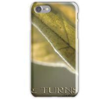 TWISTS & TURNS © Vicki Ferrari iPhone Case/Skin