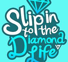 SEVENTEEN Diamond Life by skeletonvenus