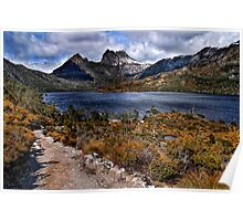 Cradle Mountain - HDR Poster
