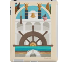 Queen of the Riverboats iPad Case/Skin