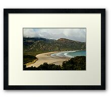 Norman Beach,Wilsons Prom Framed Print