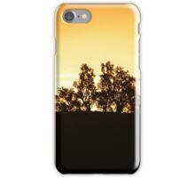 Rural Sunset iPhone Case/Skin