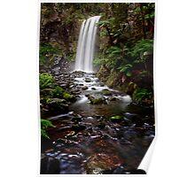 Hopetoun Falls - Otways National Park, Australia   Poster