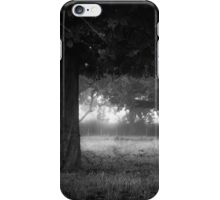 Under the dark canopy iPhone Case/Skin