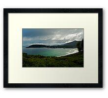 Squeaky Beach,Wilsons Prom Framed Print