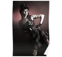 Steampunk X Poster