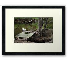 Garvey park 1 Framed Print