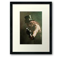 Steampunk XIV Framed Print