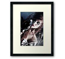 Steampunk XVI Framed Print