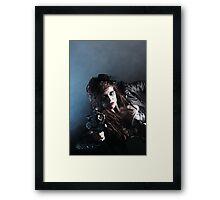 Steampunk XVII Framed Print