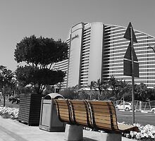 Jumeirah Bench Hotel by einstein24