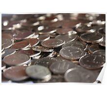 UAE Coins - Start Saving Poster