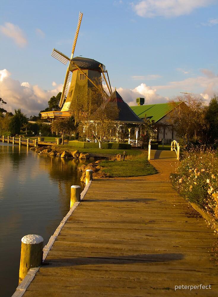 Windmill Restaurant, Rockbank near Melbourne  by peterperfect
