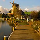 Windmill Restaurant, Rockbank near Melbourne  by peterperfect