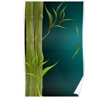 Evergreen Bamboo Poster