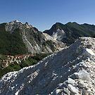 Italie - Toscane - Carrara by Thierry Beauvir