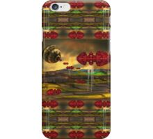 Transform those nightmares into beautiful imagery, and sleep well iPhone Case/Skin