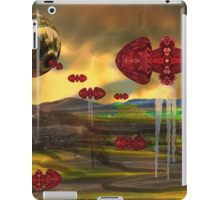 Transform those nightmares into beautiful imagery, and sleep well iPad Case/Skin