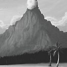 Dawn of Adventure : The Egg on the Mountain (SOLD OUT) by orioto