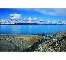 """lake pukaki""  , south island, new zealand Photographic Print"